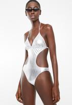 Sun Love - Stunner monokini - silver