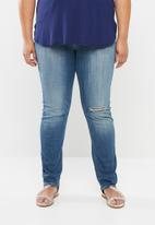 Levi's® - 311 longer length shaping skinny jeans - blue