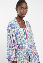 MSH - Marrakech kimono - multi