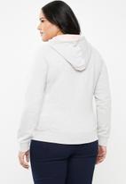 SOVIET - Reed hoodie - grey