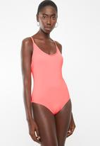 PIHA - Cami one piece - peach