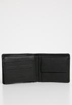 BOSSI - Prieb wallet - black