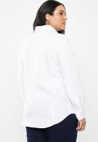 POLO - Aria blouse - white