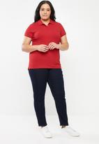 POLO - Plus Margot Pony Golfer - Red