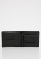 BOSSI - Prisb wallet - black