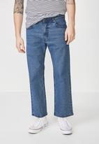 Cotton On - Vintage straight jean - blue