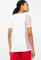 adidas Originals - AI tee - white