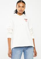 adidas Originals - Adibreak hoodie - cream