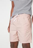 Cotton On - Easy short - pink