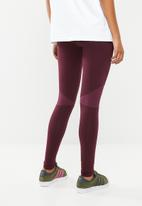 adidas Originals - CLRDO tights - burgundy