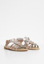 POP CANDY - Bow detail sandal - pink