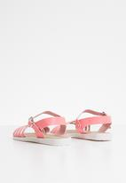 POP CANDY - Buckle detail sandal - pink