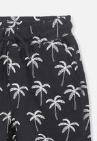 Cotton On - Henry slouch short - black