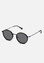 Kapten & Son - Amsterdam summernight sunglasses - black