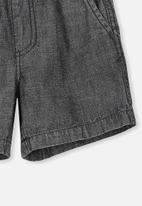 Cotton On - Ted shorts - black