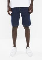 Levi's® - 541 Athletic hem shorts - blue