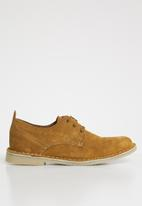 Superbalist - Barry suede formal shoe - tan