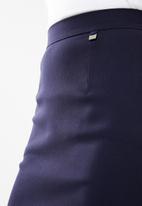 Sissy Boy - High waist skirt - navy