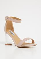 Madison® - Ankle strap heels - tan