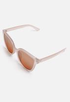 Cotton On - Amelia cat-eye sunglasses - pink
