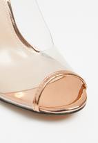 Dolce Vita - Yves slingback heels - rose gold