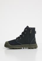 Palladium - Infants pampa hi - anthracite