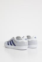 adidas Originals - Gazelle - grey & navy