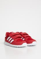 adidas Originals - Forest grove - red & white