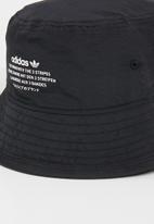 adidas Originals - Cap kids - black & white