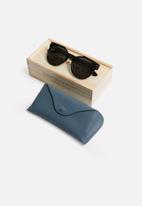 Kapten & Son - Nice gloss sunglasses - black