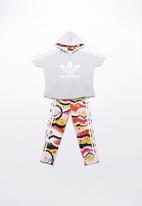adidas Originals - I cloud hood & legging set- multi