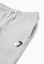 Converse - Star chevron graphic jogger - grey