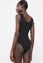 Superbalist - New York bodysuit - black