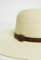 Urban Beach Hats - Soweto hat - white