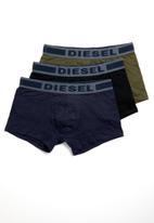Diesel  - Shawn trunks 3 pack - multi