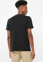 Brave Soul - Russel T-shirt - black