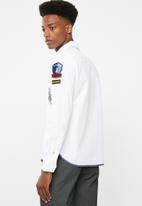 SOVIET - Fashion shirt - white