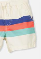 Cotton On - Murphy swim short - white