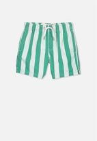 Cotton On - Murphy swim short - green