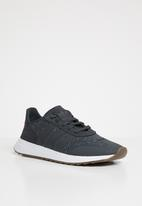 adidas Originals - Flb_runner w - night grey/red night f17