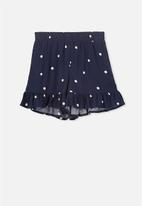 Cotton On - Lollie short - navy
