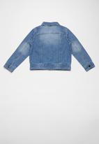 name it - Terrence denim jacket - blue