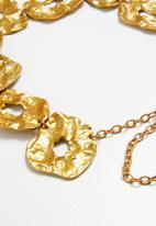 Superbalist - Samantha link necklace - gold