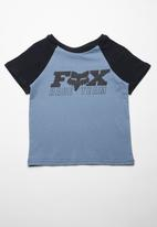 Fox - Race team tee - blue