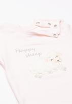 Baby Corner - Sheep printed pyjama set - multi