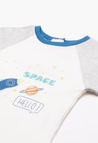 Baby Corner - Space printed pyjama set - multi