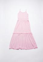 Rebel Republic - Maxi dress - pink