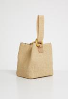 Superbalist - Nikki straw bag - beige
