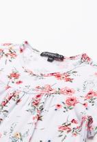 Superbalist - Floral smock sleep set - pink