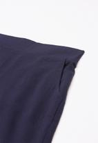 Superbalist - Woven culotte pants - navy